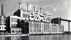 History of Double Glazing Windows in Birmingham - Ford Assembly Plant Dagenham