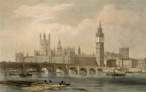 History of Double Glazing Windows in Birmingham - New Palace of Westminster