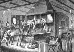 History of Double Glazing Windows in Birmingham - Broad Glass Production