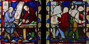 History of Double Glazing Windows in Birmingham - St Chads Stained Glass