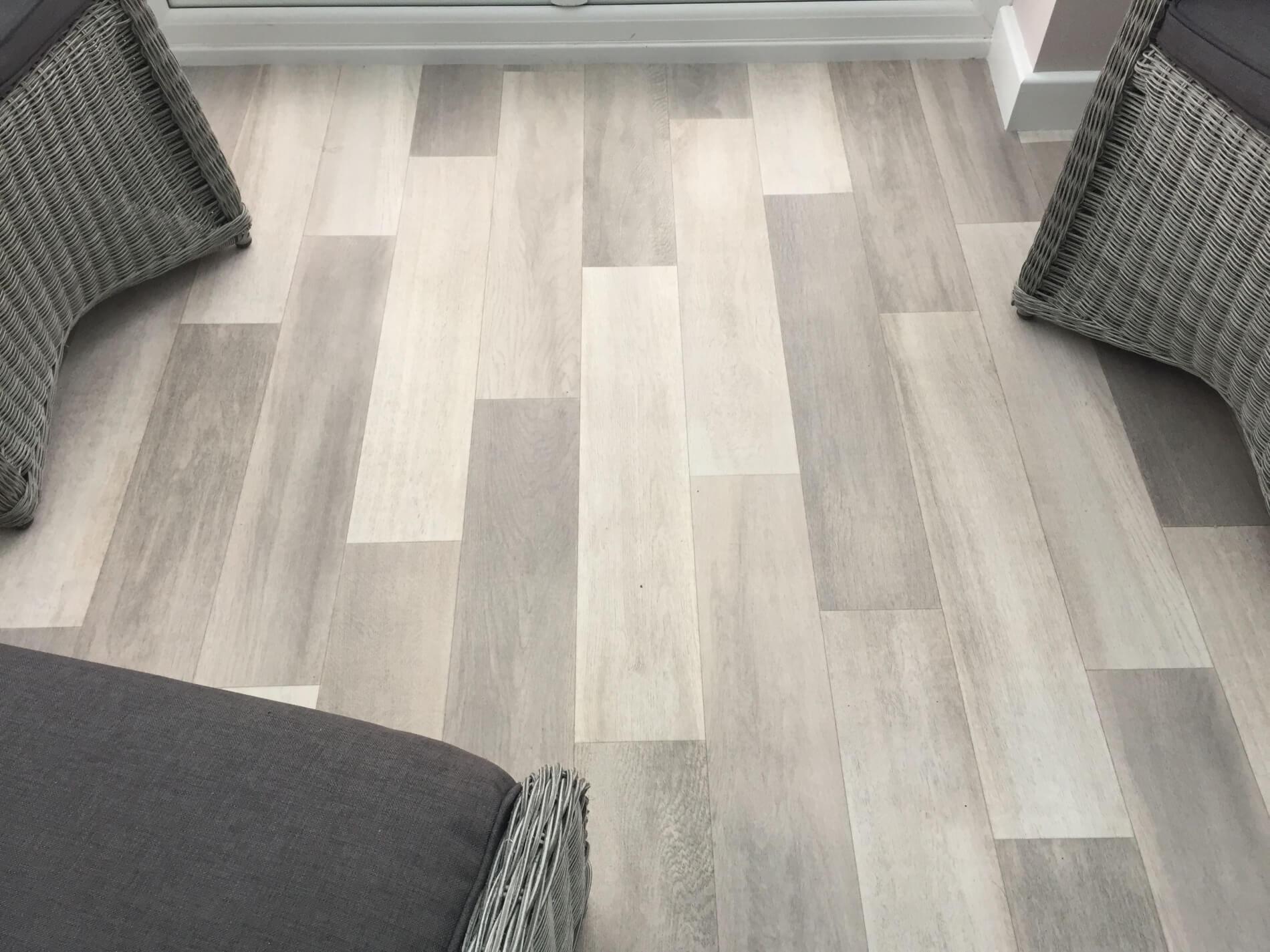 Conservatory Flooring Ideas - Vinyl Flooring
