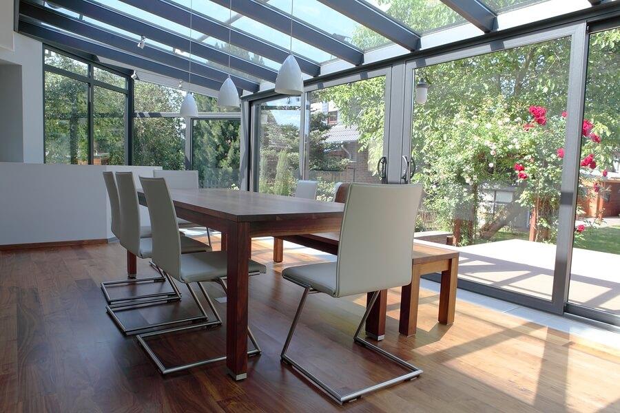 Conservatory Flooring Ideas - Laminate