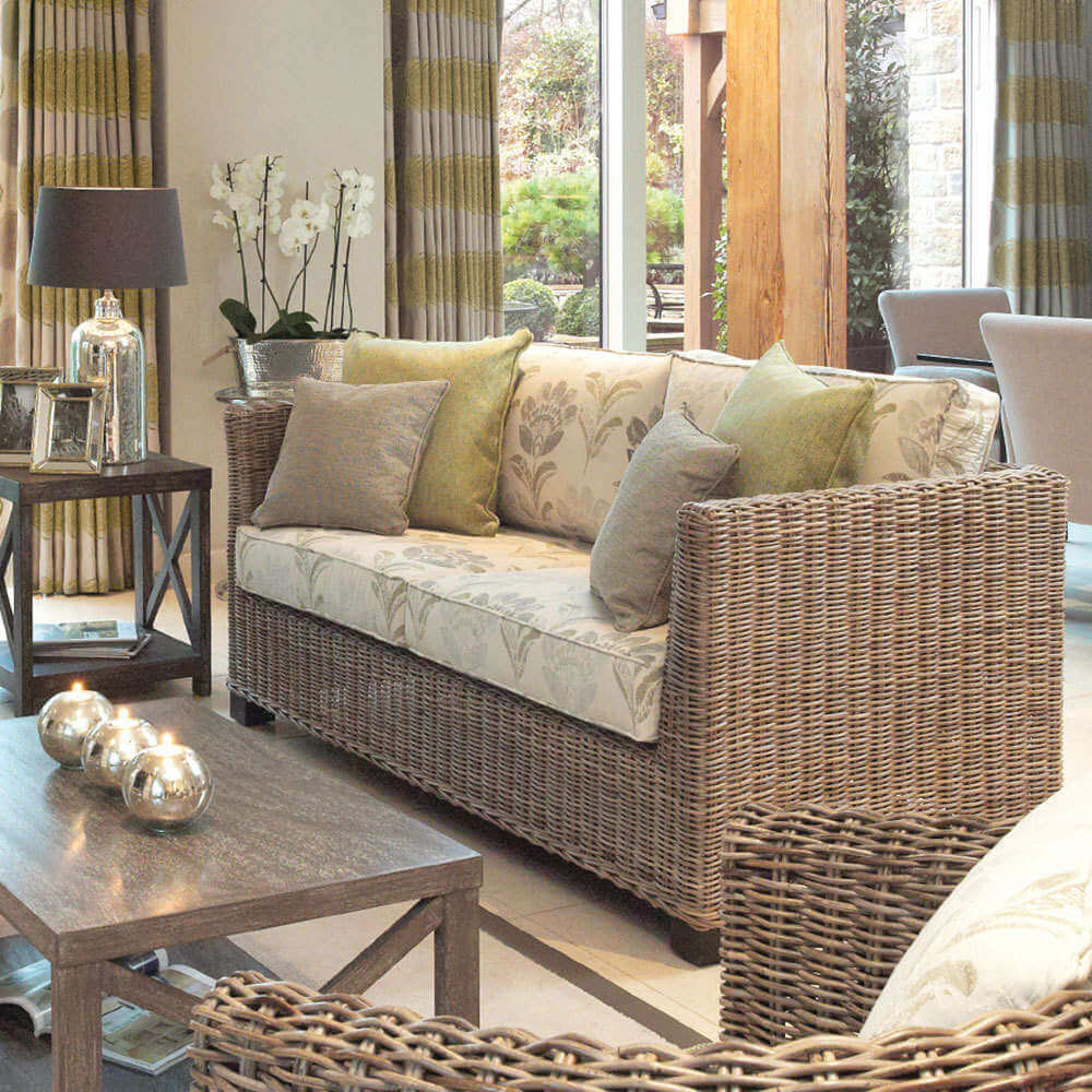 Conservatory Furniture Ideas - Wicker & Rattan Conservatory Furniture