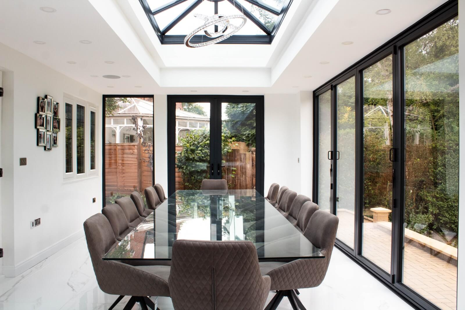What Colour Should Your Conservatory Be - White
