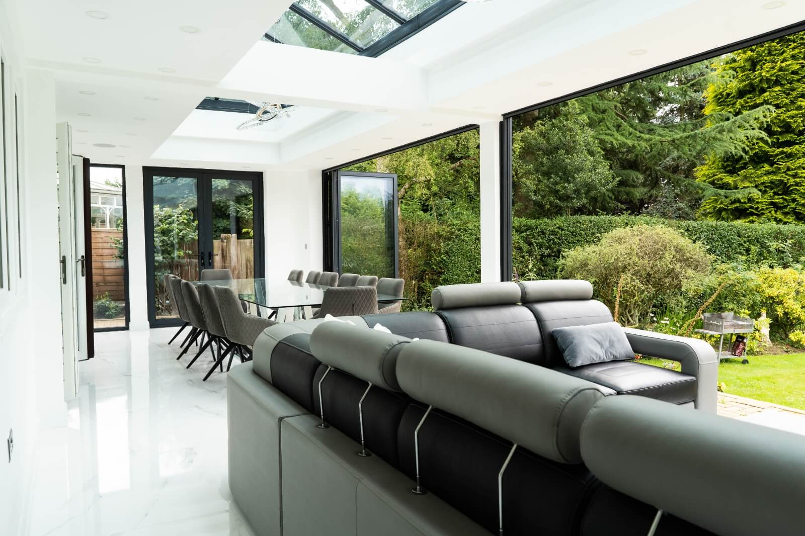 Conservatory Furniture, Flooring & Lighting Ideas For 2020: The Ultimate Conservatory Interior Design Guide Feature Image