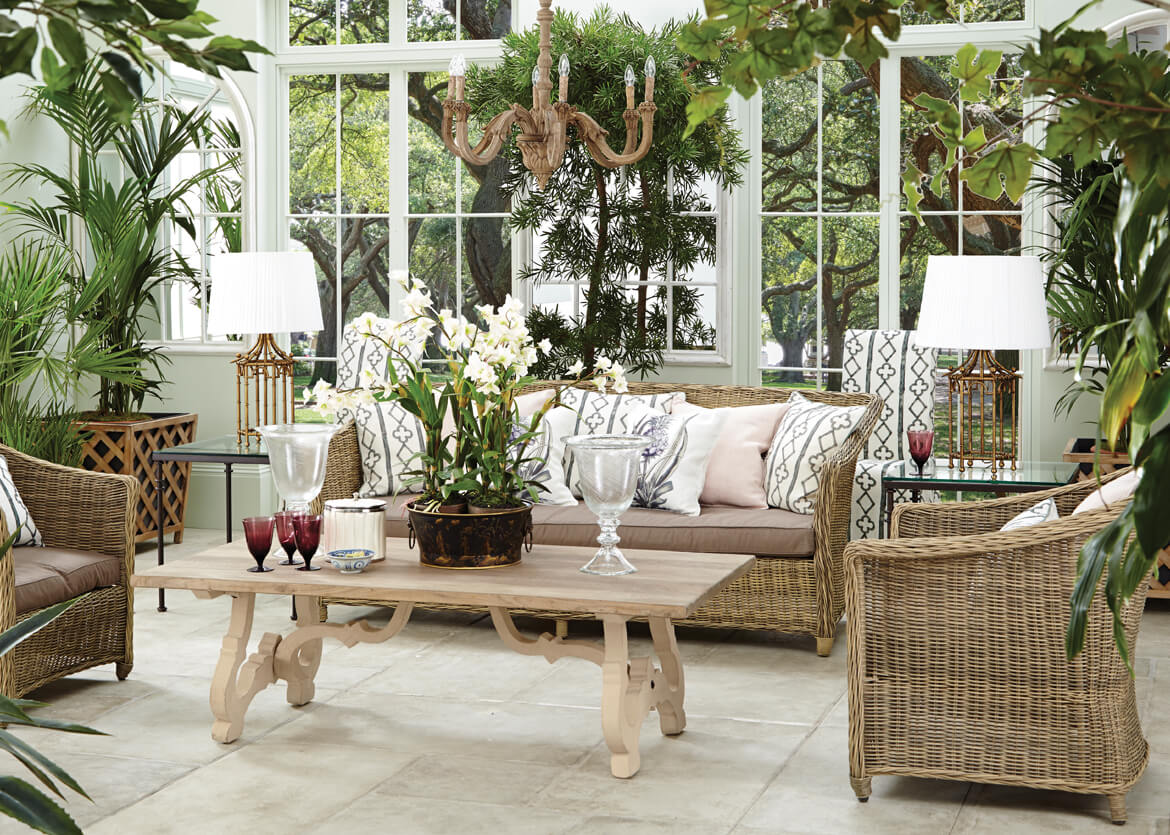 Conservatory Table Ideas - Coffee Tables