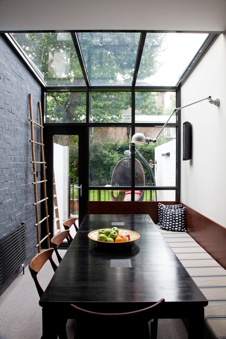 What Colour Should Your Conservatory Be - Charcoal