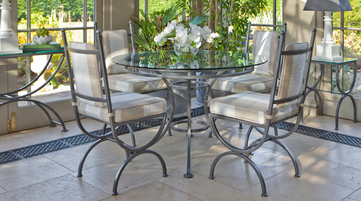 Conservatory Furniture Ideas - Wicker & Rattan Conservatory Furniture - Metal Furniture