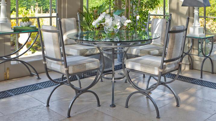 Conservatory Furniture Ideas - Wicker & Rattan Conservatory Furniture - Metal Furniture