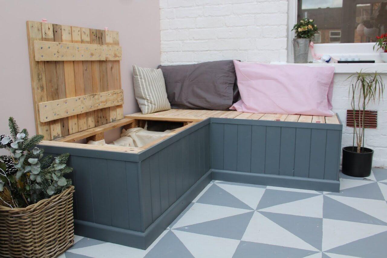 Conservatory Accessory Ideas - Storage Furniture