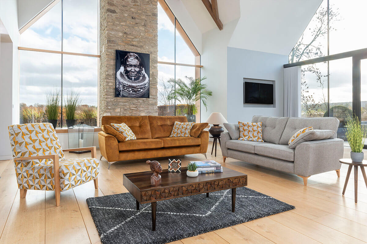 Conservatory Sofa Ideas - Accent Chairs