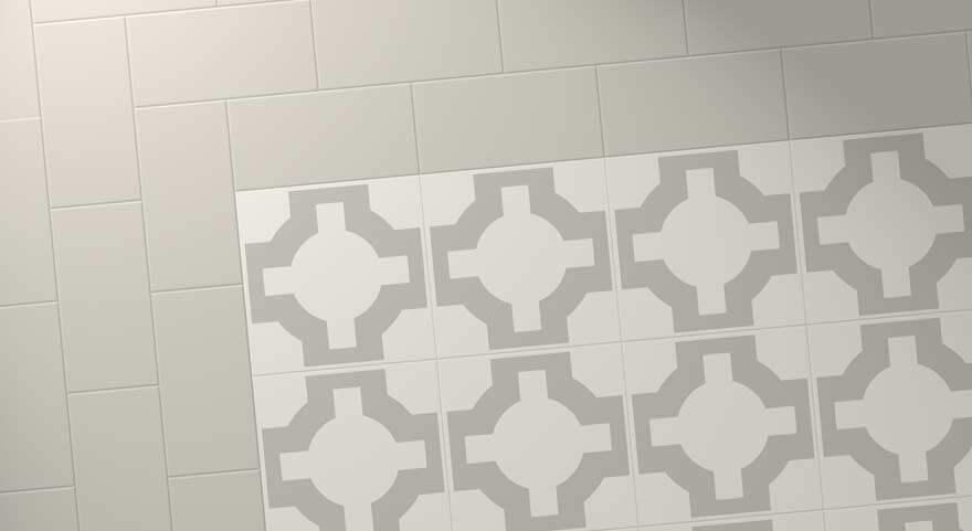 Conservatory Flooring Design Trends in 2020 - Laminate or Vinyl Flooring With Borders