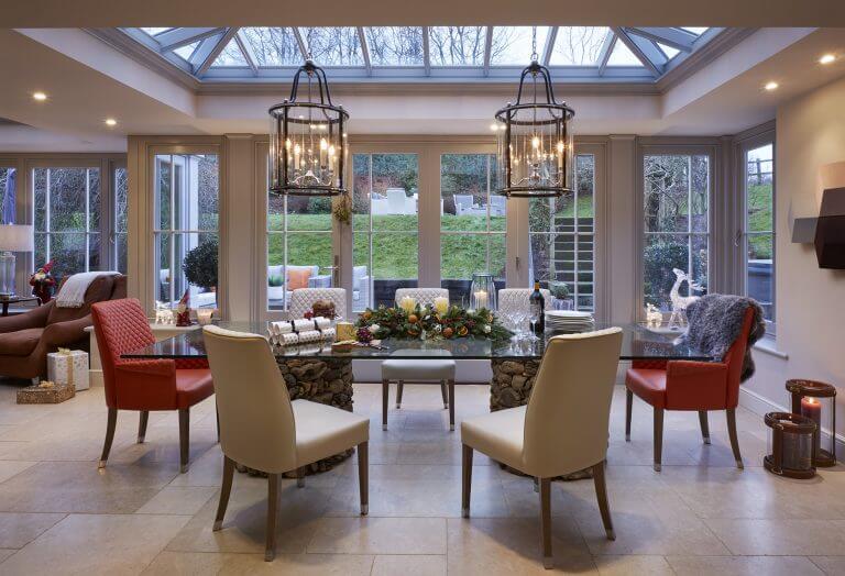 Conservatory Lighting Ideas - Pendant & Chandelier Lighting