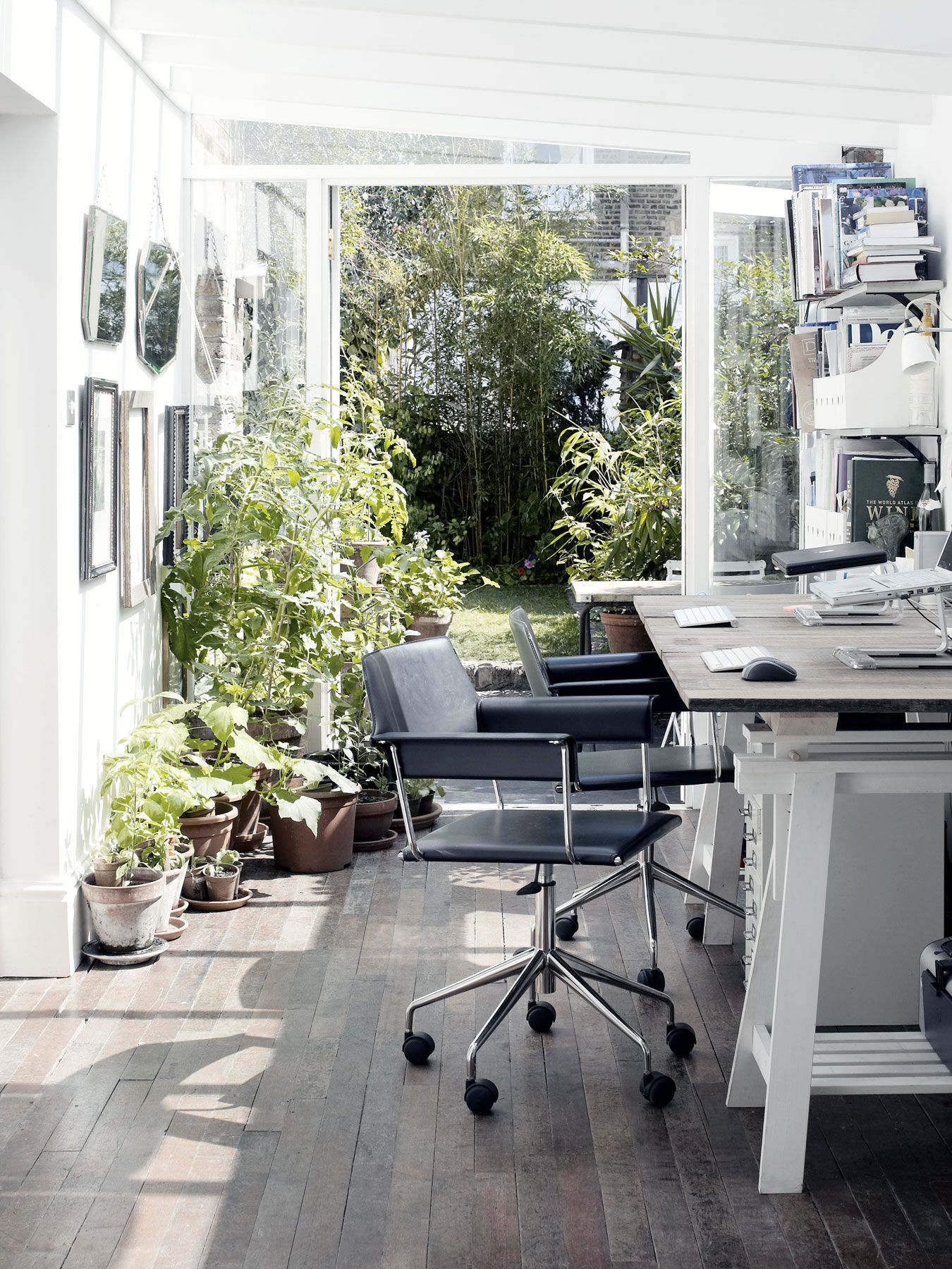 Home Office - Small Conservatory Ideas For 2020