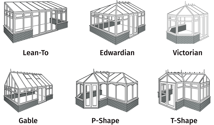 What's the best shape for a small conservatory? - Small Conservatory Ideas for 2020