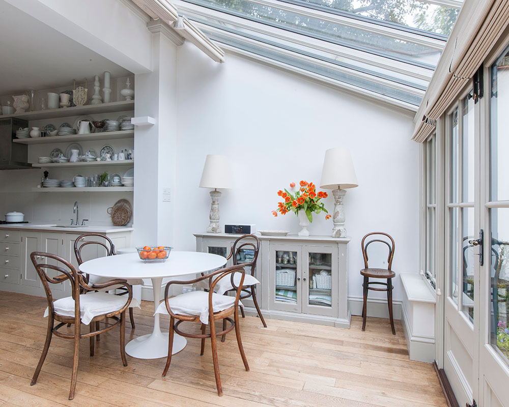 Light Bright Colours - Small Conservatory Ideas for 2020