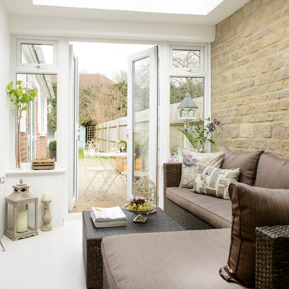 R&R Room - Home Office - Small Conservatory Ideas For 2020