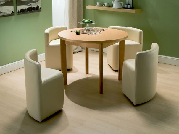 Compact Dining Table & Chairs - Small Conservatory Ideas For 2020