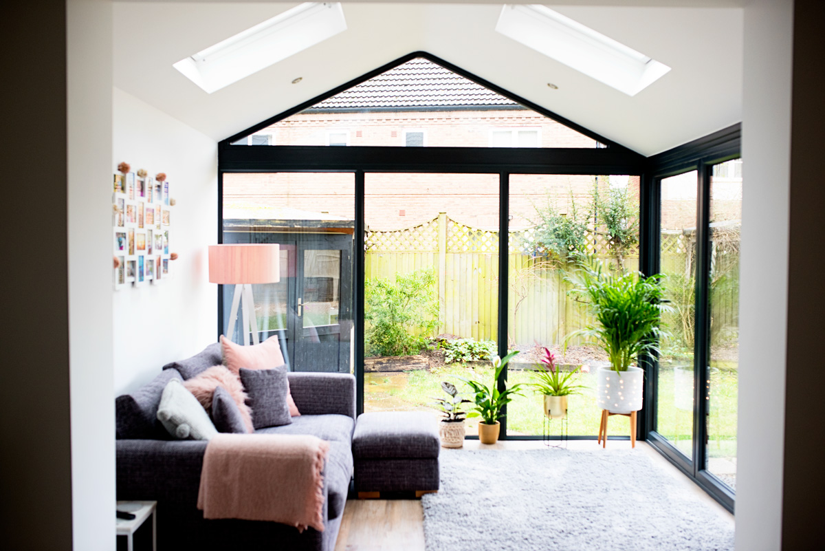 Mini Living Room - Small Conservatory Ideas for 2020
