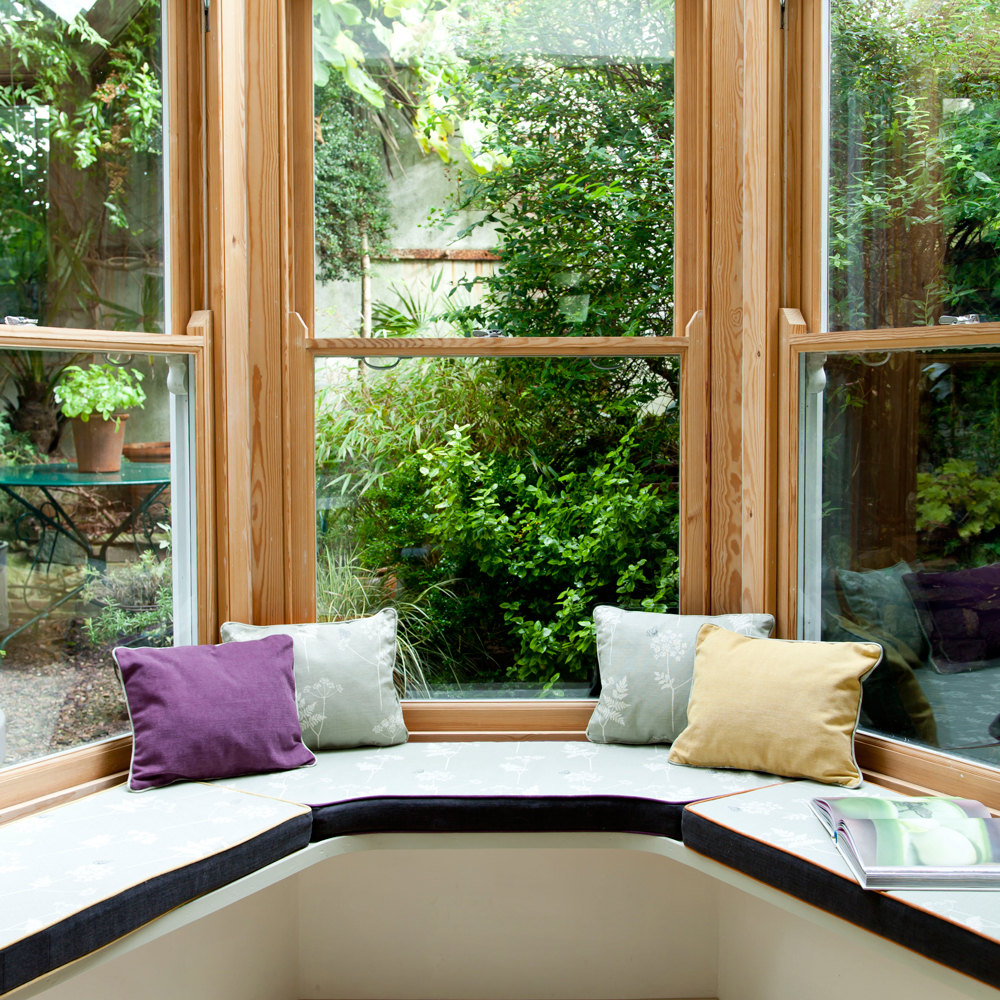 Window Seating - Small Conservatory Ideas for 2020