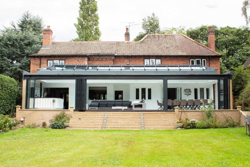 So, what actually is the difference between a conservatory and an orangery?