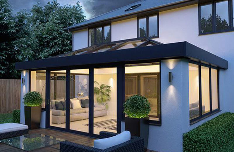 An Orangery Instead Of A Conservatory
