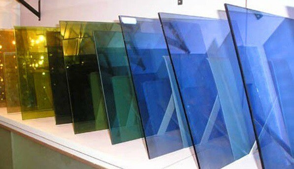 Solar Reflective Glass