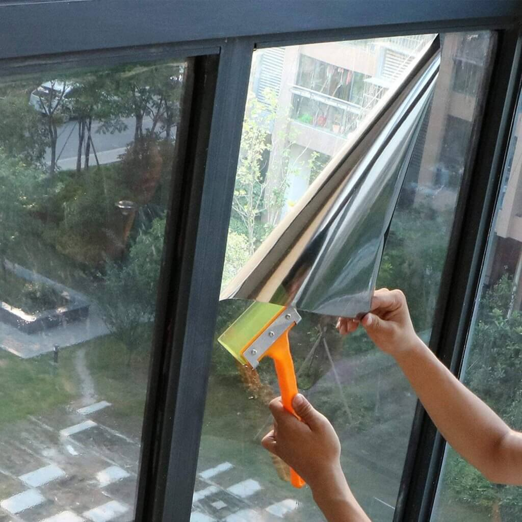 Cooling Film For Glazing