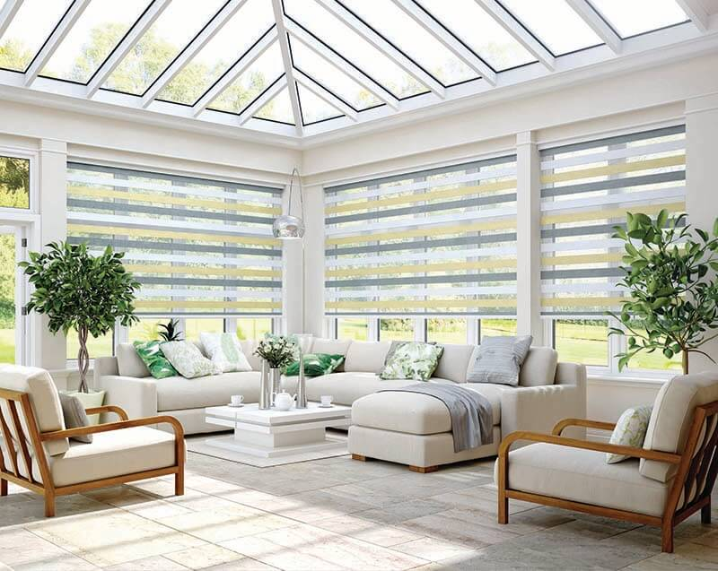 Conservatory Blinds - How To Cool Down Your Conservatory In The Summer