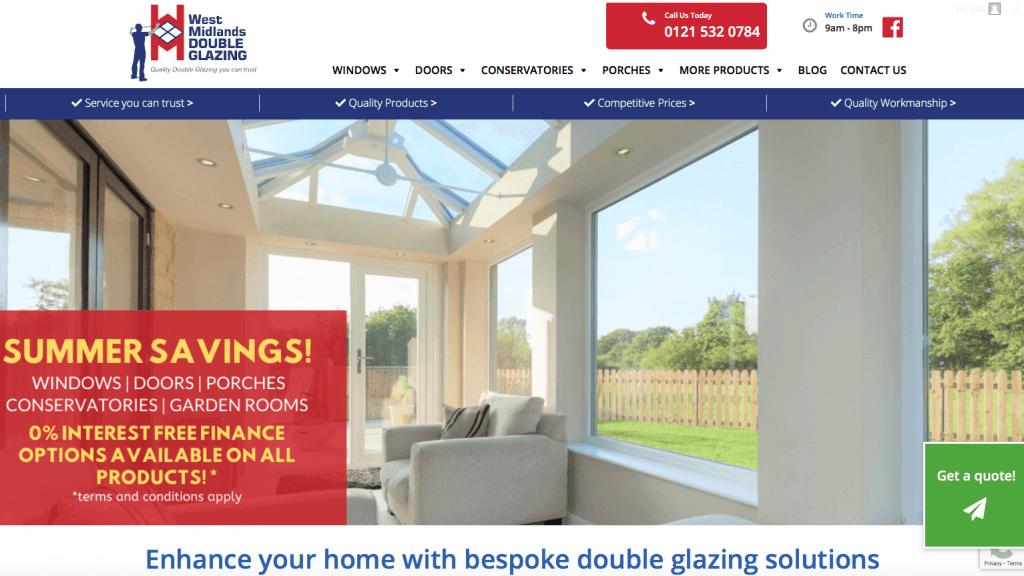 Choose West Midlands Double Glazing